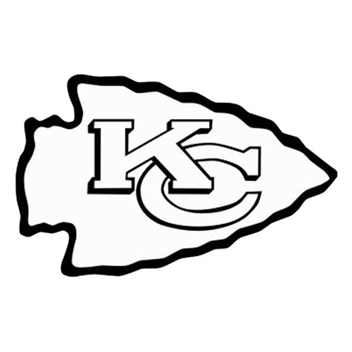 Kansas City Chiefs NFL Die Cut Vinyl Decal PV621