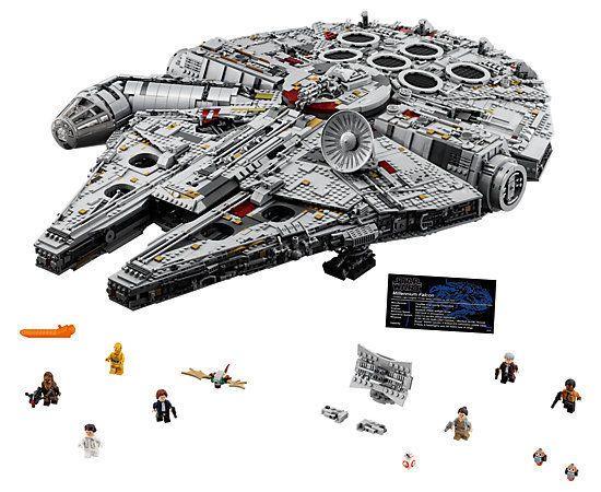 Lego Star Wars Millennium Falcon 75192 Ultimate Collectors Series Ucs New Sealed Millennium Falcon Lego