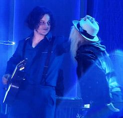 Jack White performs 'Love Interruption' with Alison Mosshart in Dublin 6.26.2014