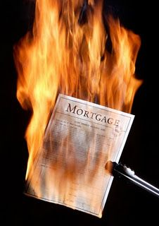 Best Mortgage Burning Party  Images On   Debt