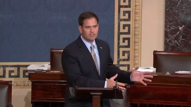 Rubio: 'Senators Will Have to Record Their Vote On Obamacare and Explain It'