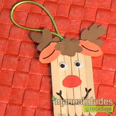 manualidades de navidad para chicos