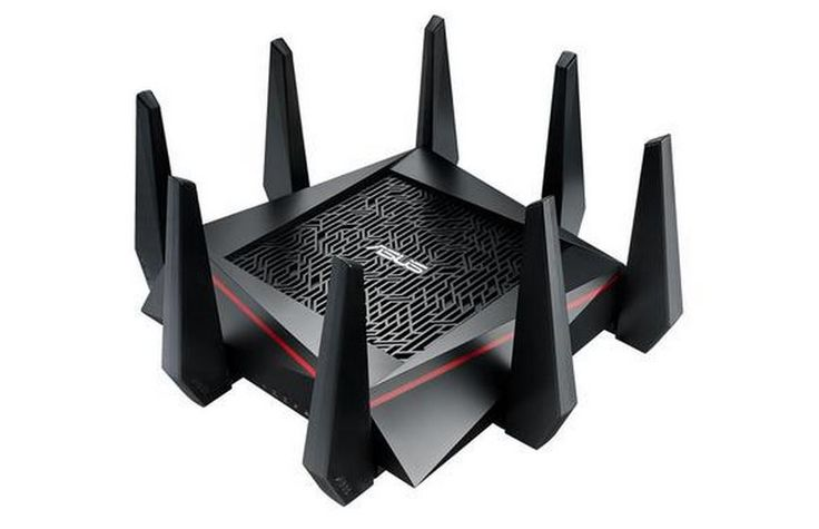 SPR Tech: Asus Makes World's Fastest WiFi Router, Looks Like...