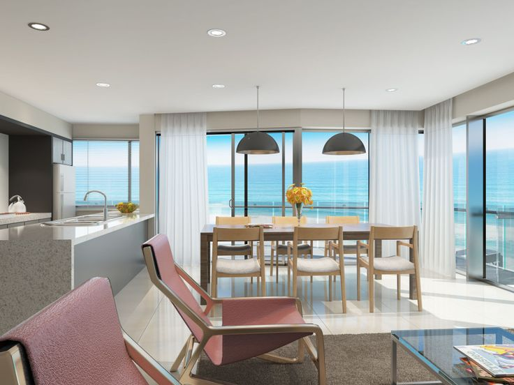 14 best Interiors images on Pinterest | Luxury apartments, Modern ...
