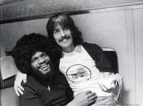 George and Billy Preston