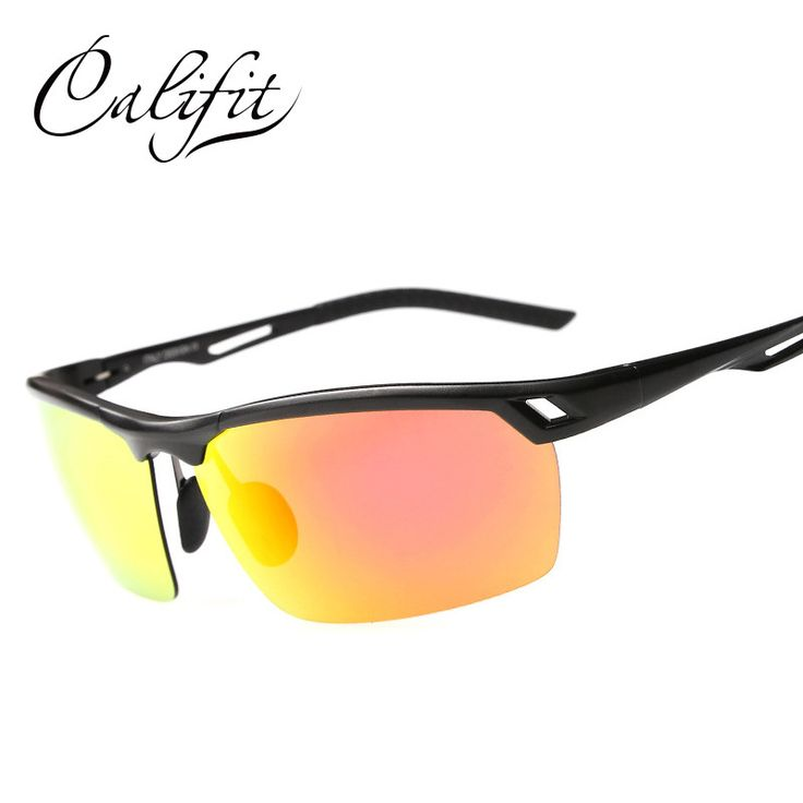 CALIFIT Magnesium Men's Sun Glasses Men Polarized Driving Glasses Oculos Male Eyewear High Quality Sunglasses For Men Shades  #followme #sale #mensfashion #sunshades #bags #love #money #belts #sexyshoes #accessories #wallets #style #fashionweek #gloves #wedding