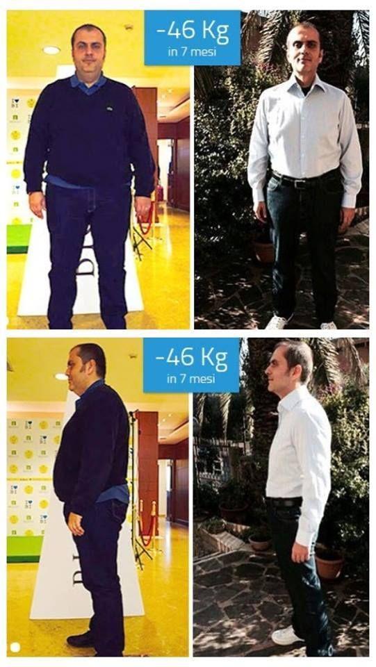Massimiliano Napolitano: -46 Kg in 7 mesi