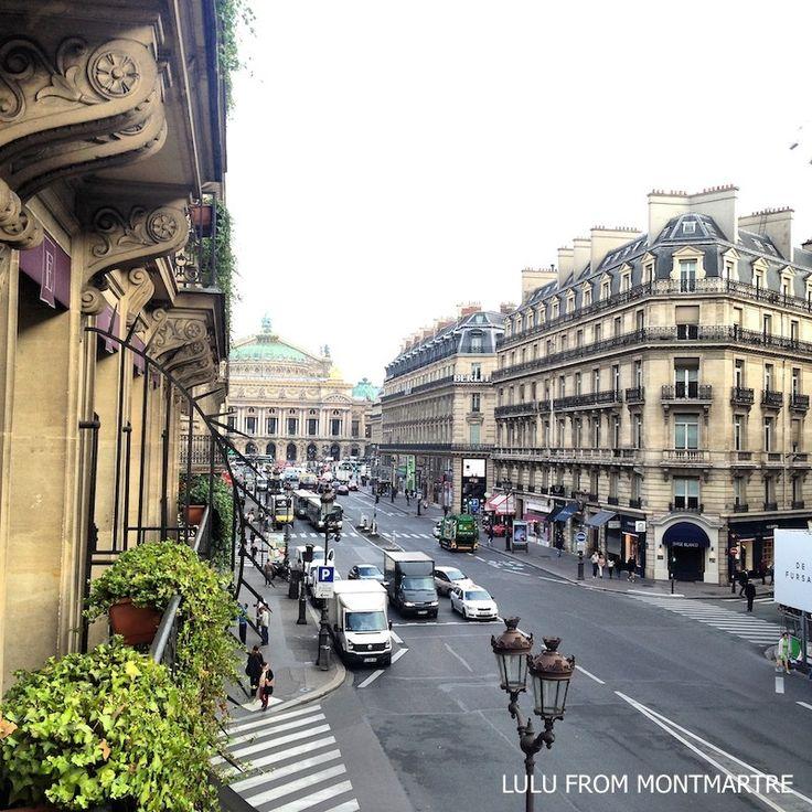 10. Avenue de l'Opéra de jour, 75008