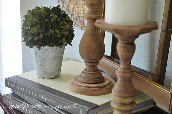 25 best ideas about candlestick crafts on pinterest for Wooden candlesticks for crafts