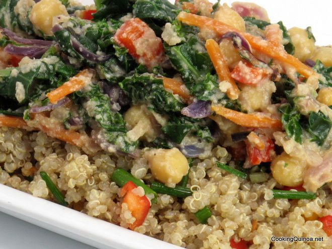 ... Healthy Eating on Pinterest | Quinoa, Tarragon chicken salads and Kale
