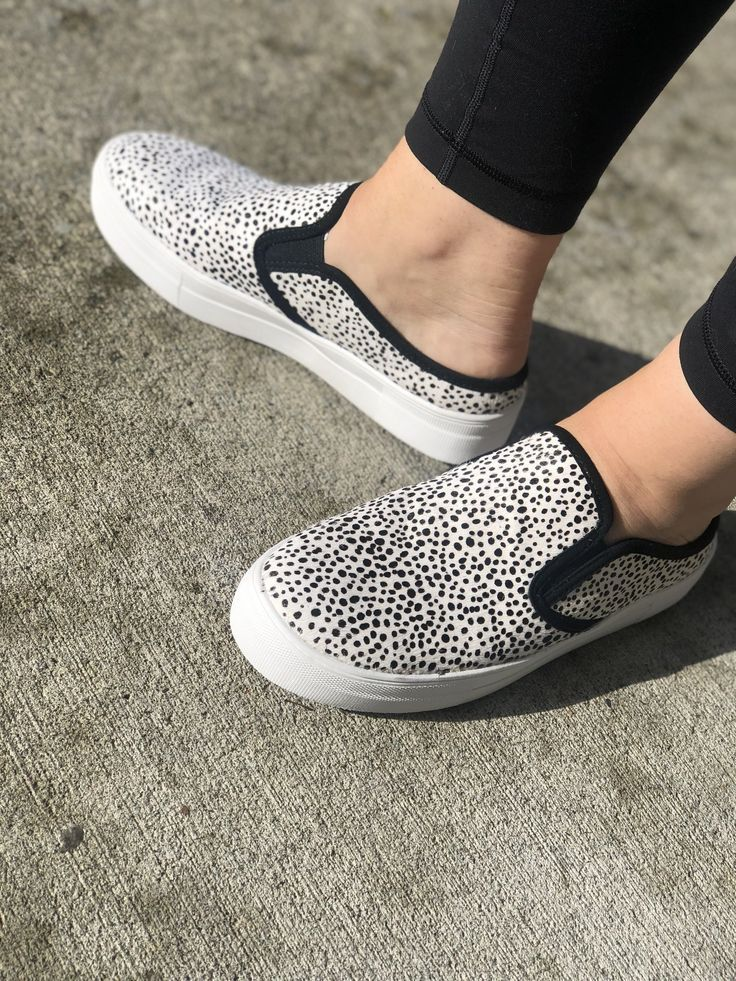 Claire Cheetah Slide On Tennis Shoes