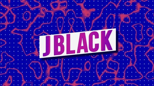 JBLACK Introduce spot on Vimeo