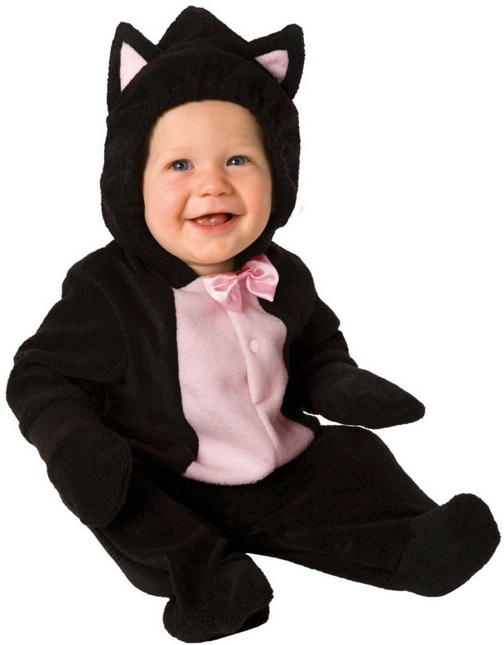 Black cat halloween costume halloween kids costumes pinterest cats halloween costumes - Costume halloween bebe ...