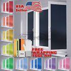 Premium-Farbe Mattglas Home Badezimmer Fenster Sicherheit Datenschutz Aufkleber – 2019