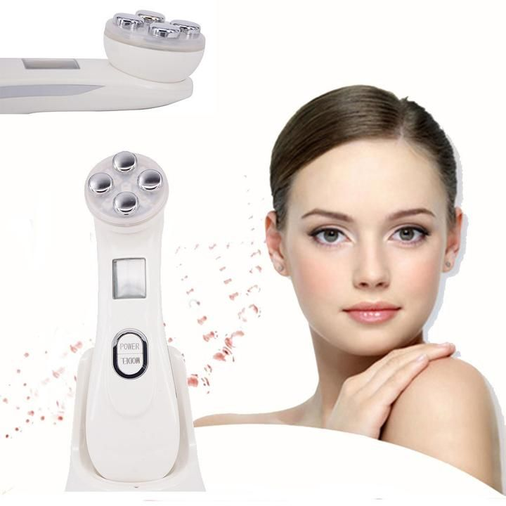 5 in 1 rf ems electroporation led light therapy for acne skin tighteni somehow summer ltd acne ski led light therapy brighten skin tone anti aging device