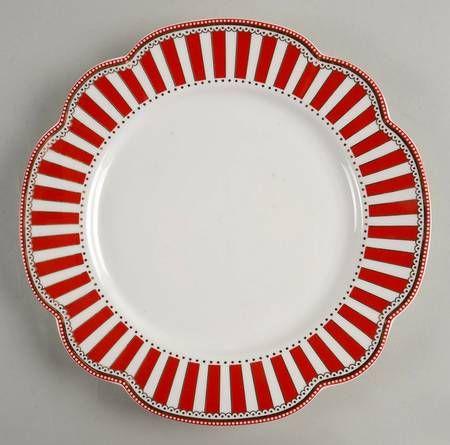 Grace\u0027s Teaware Josephine Red at Replacements ...  sc 1 st  Pinterest & 456 best DINNER / DECORATIVE PLATES images on Pinterest | Decorative ...