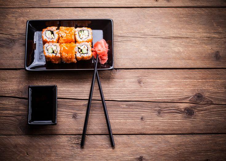 Giapponese sì, anche a dieta!