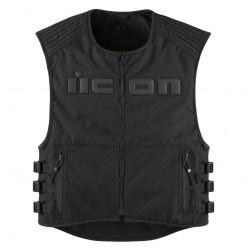 Gilet Moto ICON Brigand Stealth