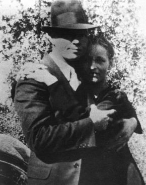 Famous criminal couples in history