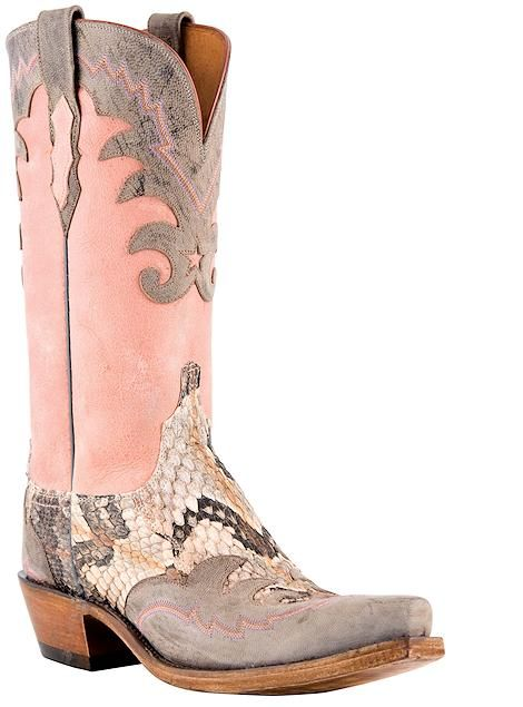 Western Cowboy Boots I Love