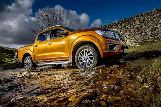 Nissan NP300 Navara 2016 - Review
