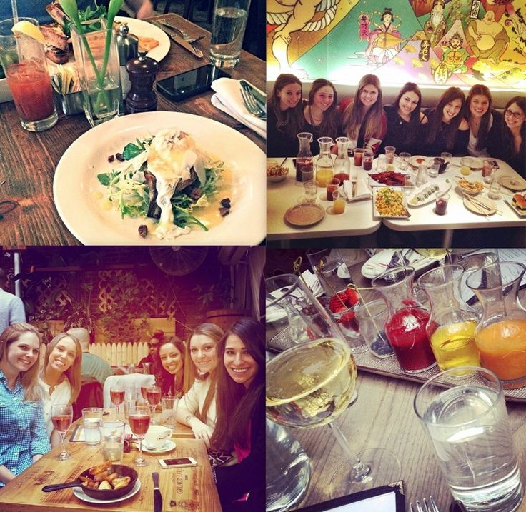 Boozy Brunch Girls Edition The Best Nyc Spots To Try With Your Girlfriends