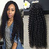 Full Shine 24 inch 50gram 20 Pcs Per Package Natural Black Color Curly Tape in Extensions Seamless Tape in Hair Extensions Human Hair Tape in Extensions