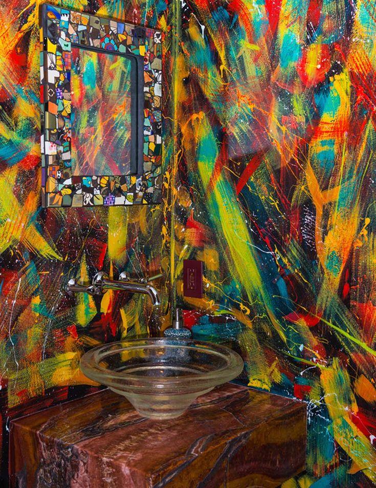 17 best images about les salles de bains on pinterest pegasus chalets and - Affiches decoration interieure ...