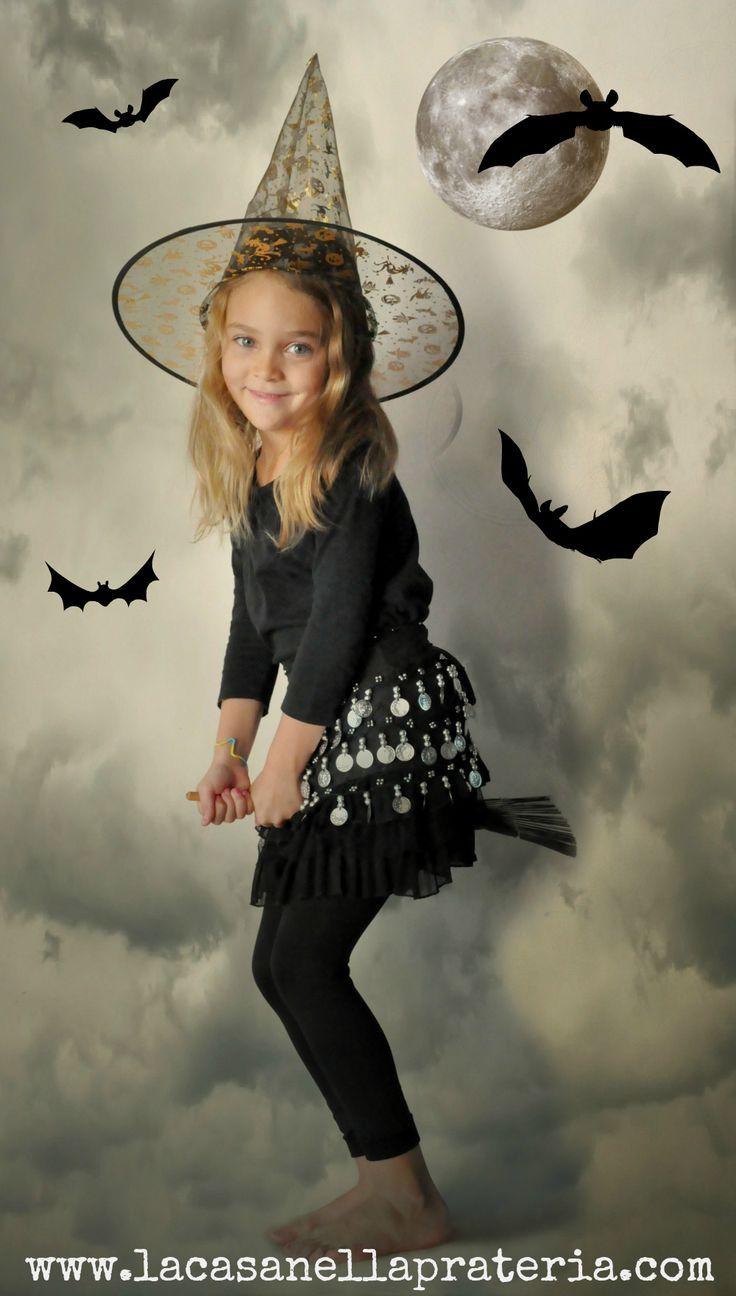 Costumi di Halloween [Last Minute] Fai-da-Te: La Strega