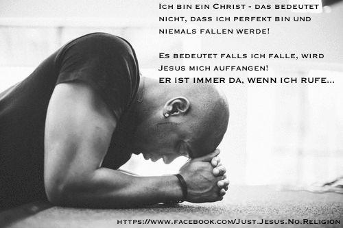 Ich bin ein Christ