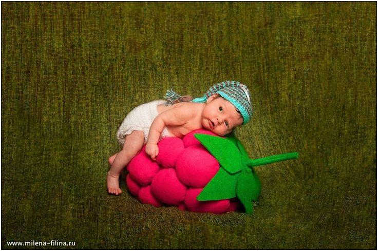 """Подушка """"малина"""" Pillow raspberries"""