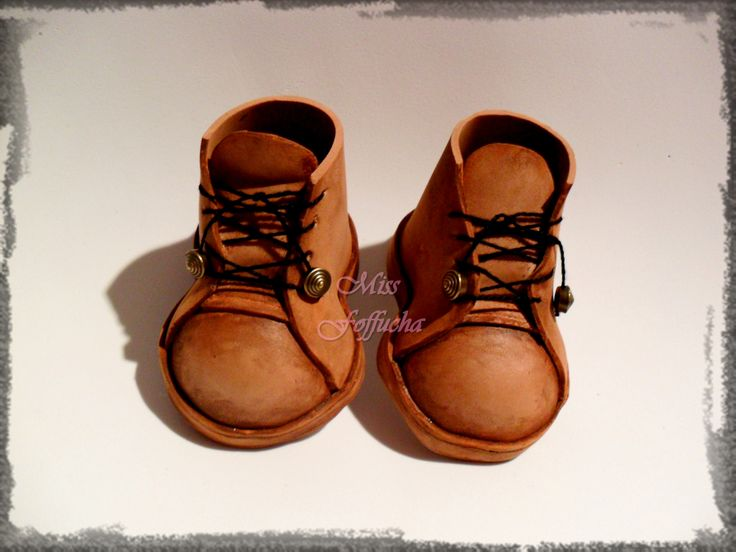 Zapato para fofuchas