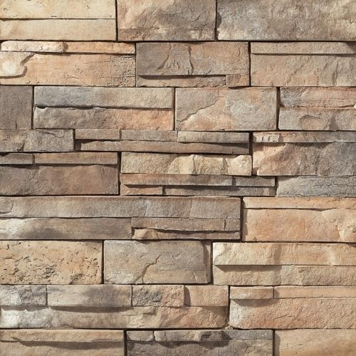 Rock Siding Ideas