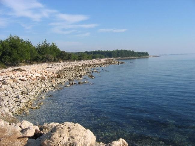 Island Vir - Croatia