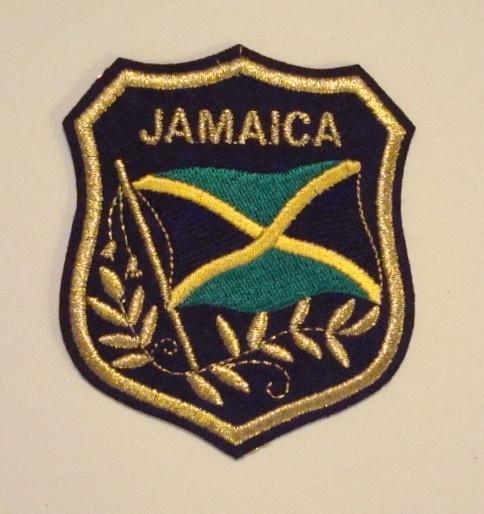 Jamaica Island National Flag Travel Souvenir Patch   eBay