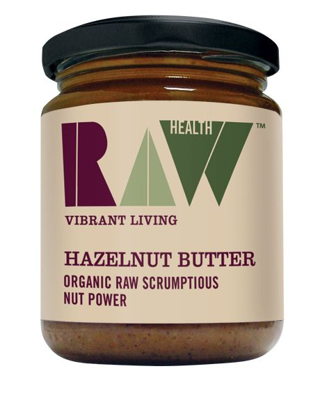 Raw Health Organic Spreads - Whole Hazel Butter - 170g