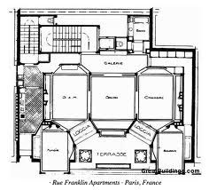 auguste perret rue franklin apartments - Google Search