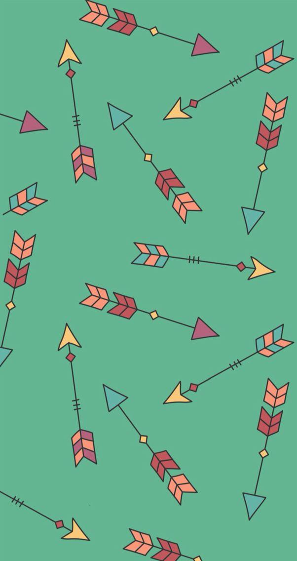 Arrow Chaos Wallpaper