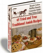 Lot of Amish Recipes on this Web Site