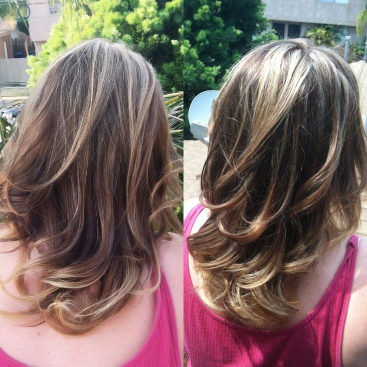 28 best hair stuff images on pinterest going gray grey hair and a diy guide for your stylist to achieve a blended platinum highlight blend mommy glitz hair designs solutioingenieria Images