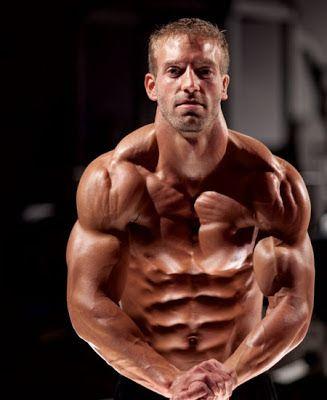 Rutina para desarrollar hombro y trapecio ~ MUSCULACION PARA PRINCIPIANTES