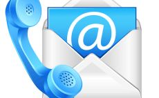provide your business, or personal correspondences via phone or email