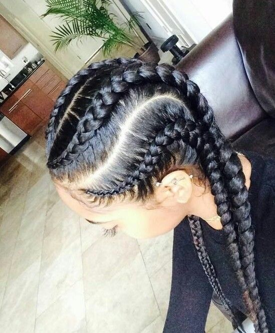 Braid styles have so many variations. It also is directed for different people from the kids, men, and women too.