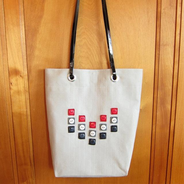 Iron Craft Challenge #4 - Penelope Bag by katbaro
