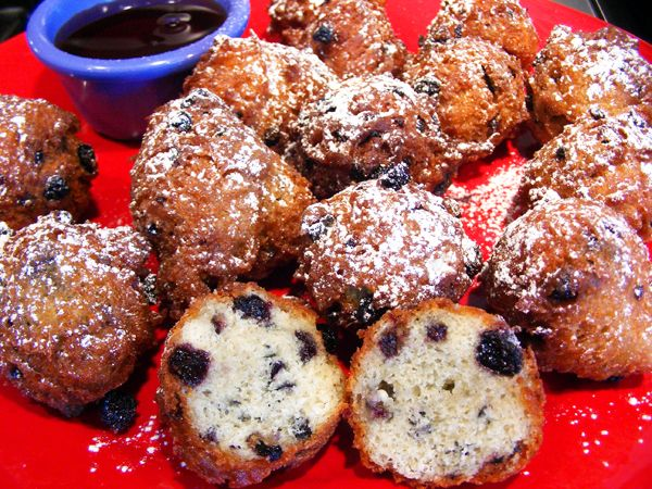 Top Secret Recipes | Denny's Pancake Puppies Copycat Recipe