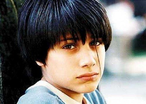 Gael Garcia Bernal in childhood