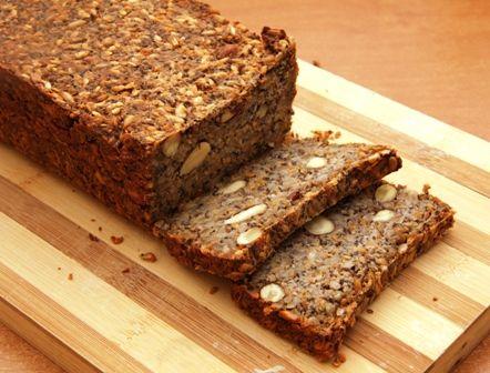 Pełnoziarnisty chleb bezglutenowy