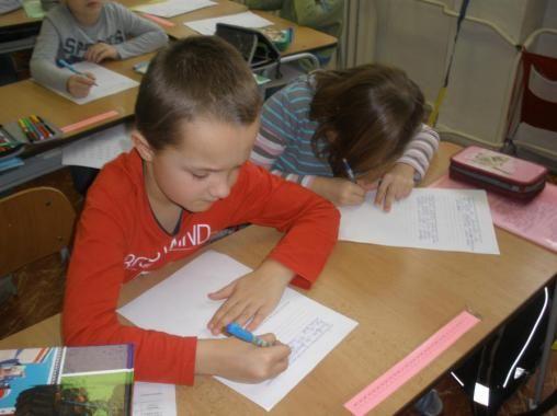 Vzdělávací materiály pro rozvoj čtenářství ve 3. ročníku - ZŠ Mendelova