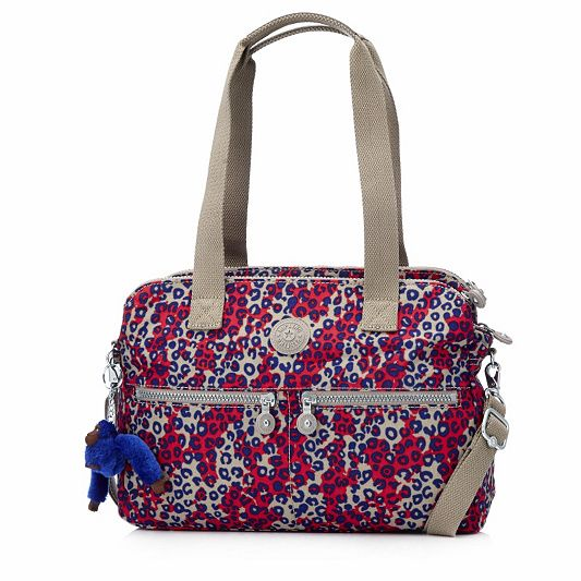 Outlet Kipling Purity Large Multi Compartment Handbag with