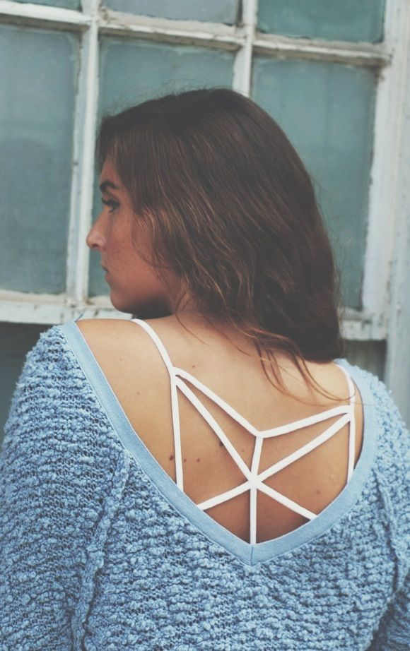Dare To Defy Convention: Show Your Straps   Free People Blog #freepeople